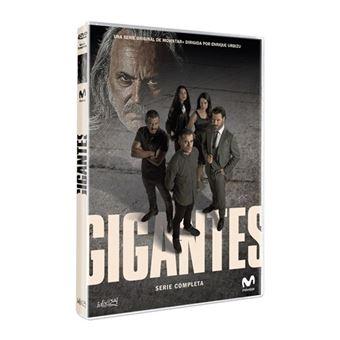 Gigantes  Serie Completa - DVD