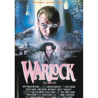 Warlock el brujo - DVD