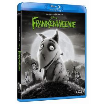 Frankenweenie - Blu-Ray