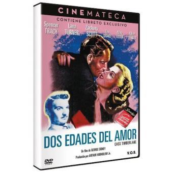 Dos edades del amor - DVD