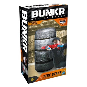 BUNKR Tire Stack