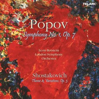 Symphony no.1/theme and v