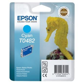 Epson T0482 Tinta cian