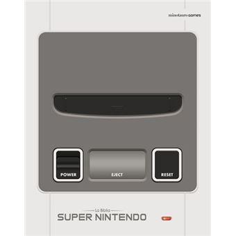 La Biblia de Super Nintendo