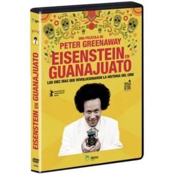 Eisenstein en Guanajato - DVD