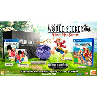 One Piece World Seeker Collector Edition PS4