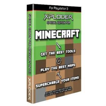 Xploder Edición Especial Minecraft PS3