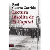 Lectura insólita de ´ el capital ´