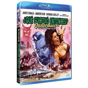 ¿Qué sucedió entonces? Quatermass 3 - Blu-Ray