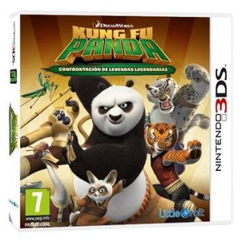 Kung Fu Panda. Confrontación de leyendas legendarias Nintendo 3DS