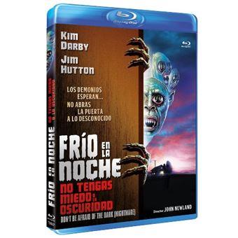 Frío en la noche (No tengas miedo a la oscuridad)  - Blu-ray