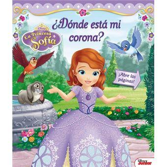 La Princesa Sofía. ¿Dónde está mi corona?