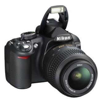 Nikon D3100+18/55 mm Cámara Réflex