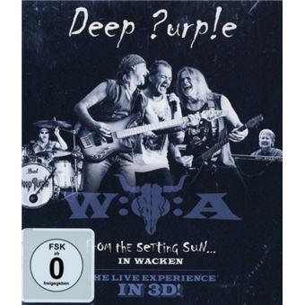 From The Setting Sun. In Wacken - Blu-Ray