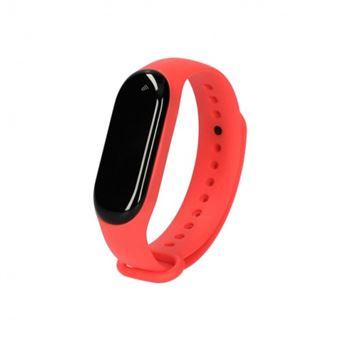 Correa Ksix Rojo para Xiaomi Mi Band 3/4