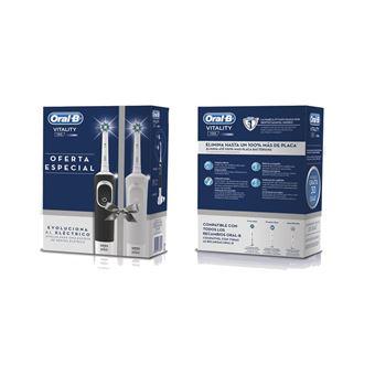 Cepillo eléctrico Oral-B Vitality Duplo Xmas 19