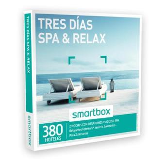 Smartbox 2017 Tres días SPA y relax