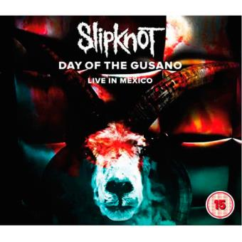 Day of the Gusano. Live in Mexico (DVD)