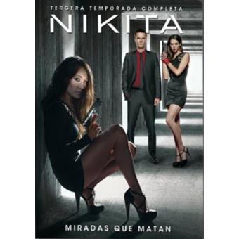Nikita  Temporada 3 - DVD