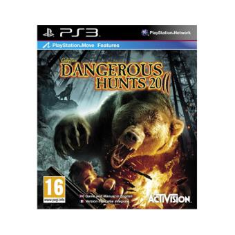 Cabela,s Dangerous Hunts 2011 PS3