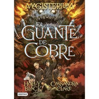 Magisterium 2: El guante de cobre