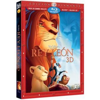 El Rey León - Blu-Ray 3D + 2D