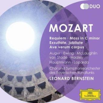 Mozart: Requiem Mass in C Minor