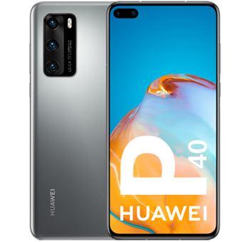 Huawei P40 6,1'' 128GB 5G Plata