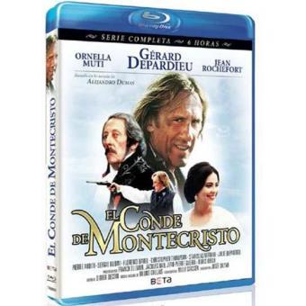 Pack El Conde de Montecristo - Serie completa - Blu-Ray