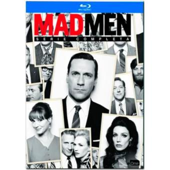 Mad MenMad Men temporadas 1-7 - Exclusiva Fnac - Blu-ray