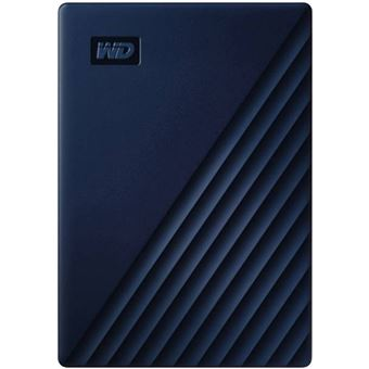 Disco duro portátil WD My Passport for Mac 2.5'' 2TB Azul