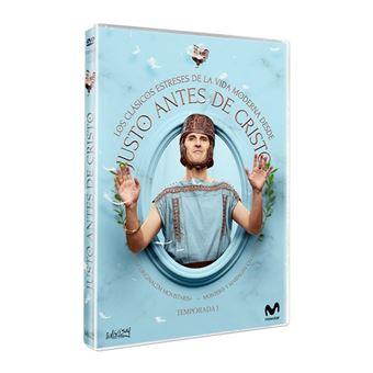 Justo antes de Cristo - Temporada 1 - DVD
