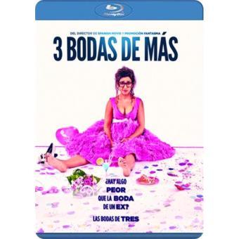 3 bodas de más - Blu-Ray