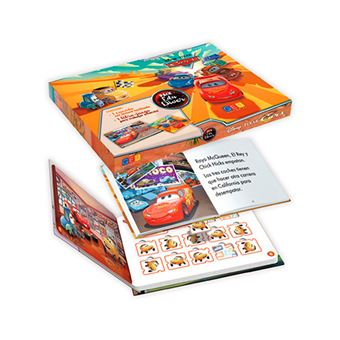 Pack EduDiver - Cars