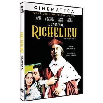 El Cardenal Richelieu - DVD