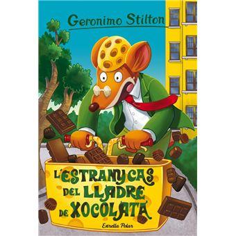 Geronimo Stilton: L'estrany cas del lladre de xocolata