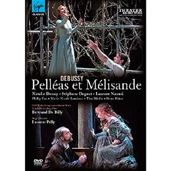 Debussy - Pelléas et Mélisande - DVD