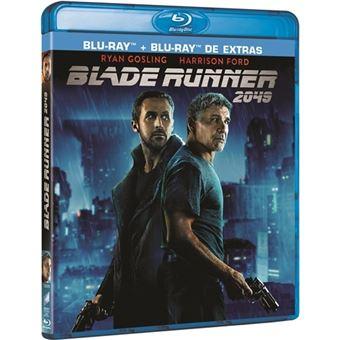 Blade Runner 2049 - Blu-Ray + Blu-Ray Extras