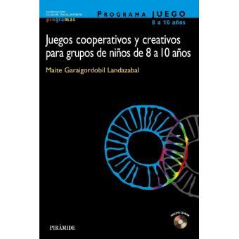 Programa Juego Juegos Cooperativos Y Creativos Para Grupos De Ninos