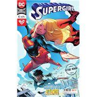 Supergirl Núm 04 Renacimiento