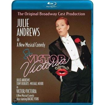 Victor Victoria: The Broadway Musical - Blu-ray