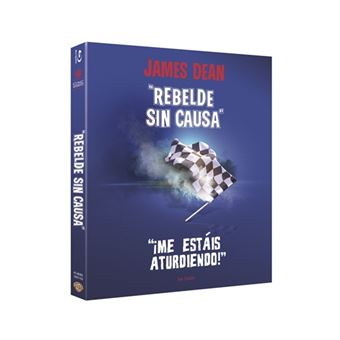 Rebelde sin causa  Ed Iconic - Blu-Ray