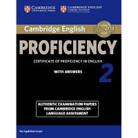 Cambridge English: Proficiency (CPE) 2 Student's Book with Answers