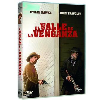El valle de la venganza 2016 - DVD