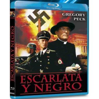 Escarlata y negro - Blu-Ray