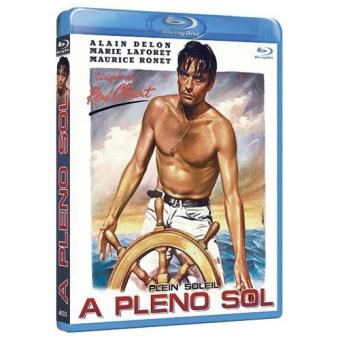 A pleno sol -  Ed Blu-Ray