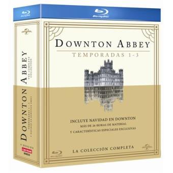 Downton AbbeyDownton Abbey - Temporadas 1 a 3 - Blu-Ray