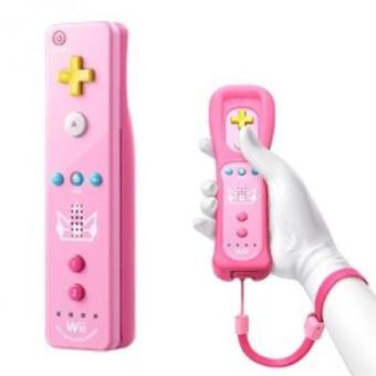 Remote Plus Wii / Wii U Peach