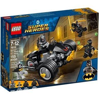 LEGO DC Super Heroes 76110 Batman™: El ataque de los Talons