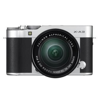 Cámara EVIL Fujifilm X-A3  XC 16-50 mm Plata